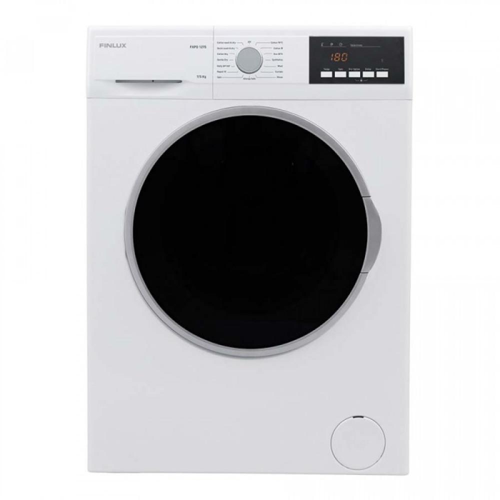 Πλυντήριο - Στεγνωτήριο ρούχων 7kg/ 5kg, FXPD 1275FL, FINLUX