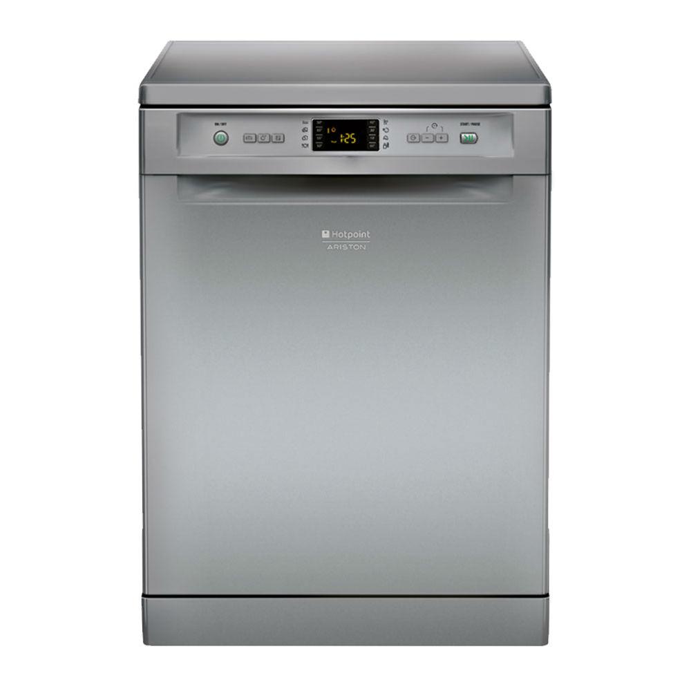 Πλυντήριο πιάτων Inox, LFF 8M019 X EU, Hotpoint-Ariston