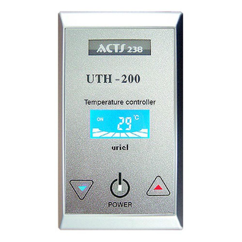 Θερμοστάτης για νανοθερμαντικό φιλμ UTH - 200, Εxcel
