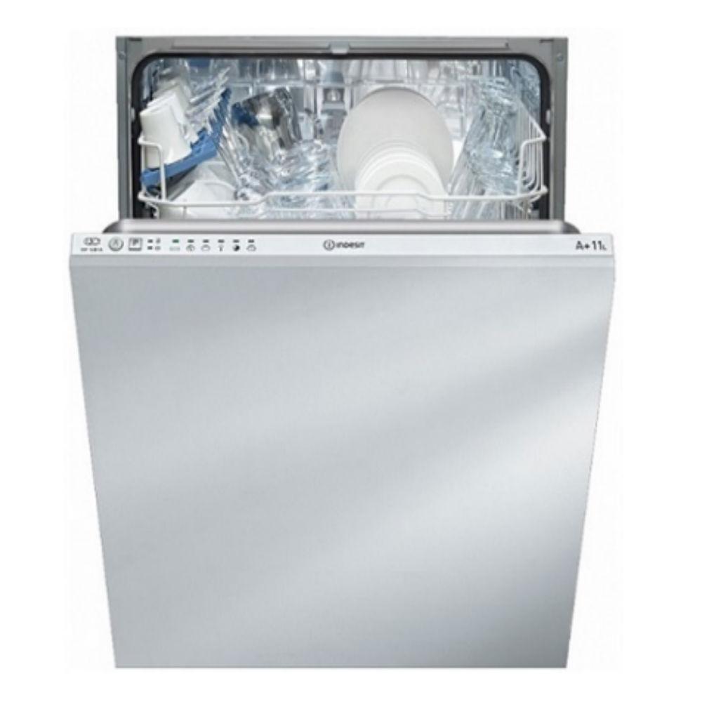 Πλυντήριο πιάτων Εντοιχιζόμενο, DIF16B1A, Indesit