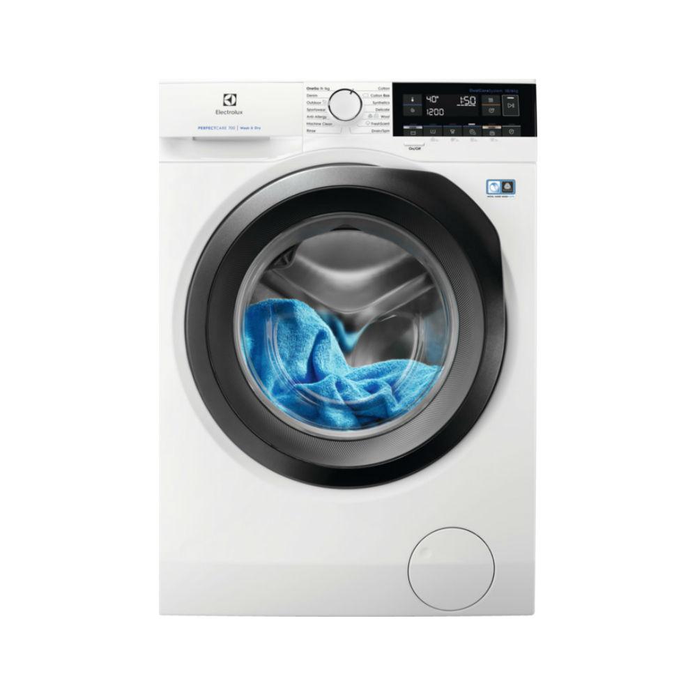 Πλυντήριο στεγνωτήριο ρούχων,10-6 κιλών, Α, EW7W361S, Electrolux