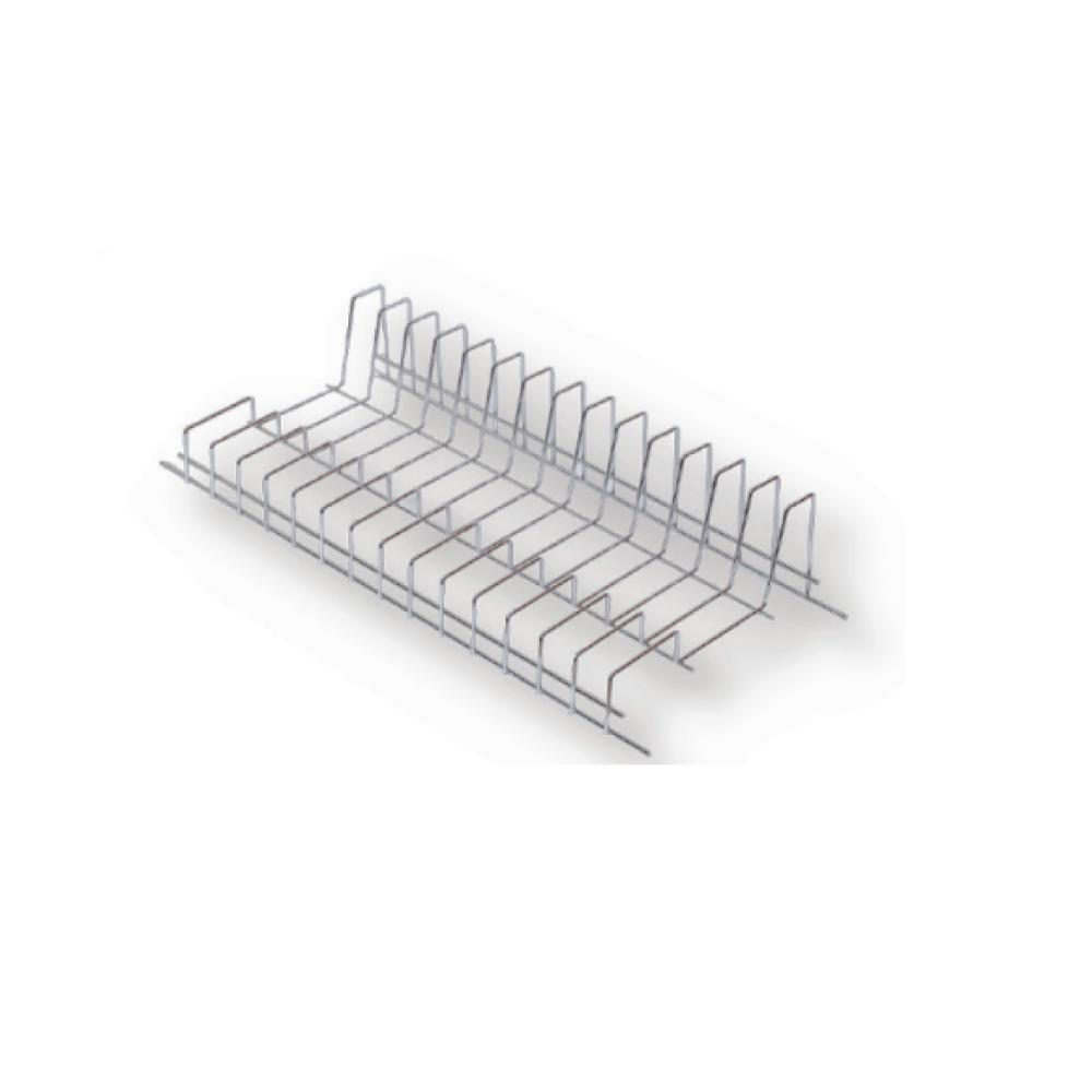 Πιατοθήκη Strax νέου τύπου νίκελ, 55,6 - 66,5 - 76,5 εκ