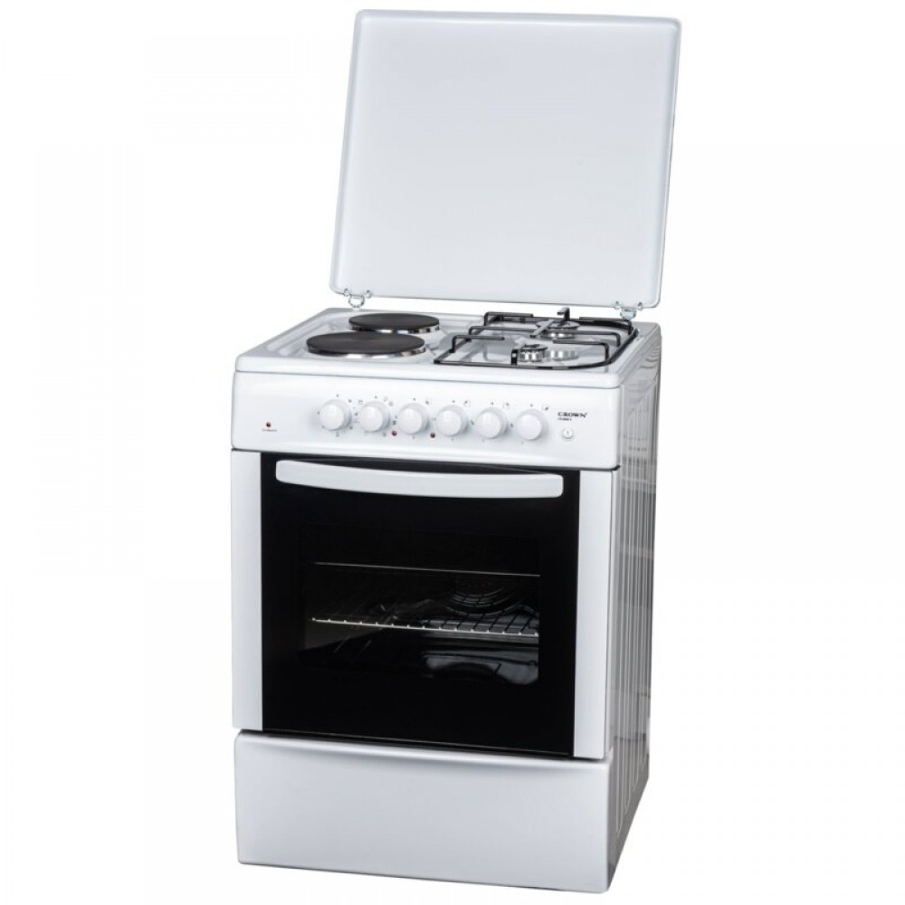 Mικτή κουζίνα 66lt. A, CR 6060V, Crown