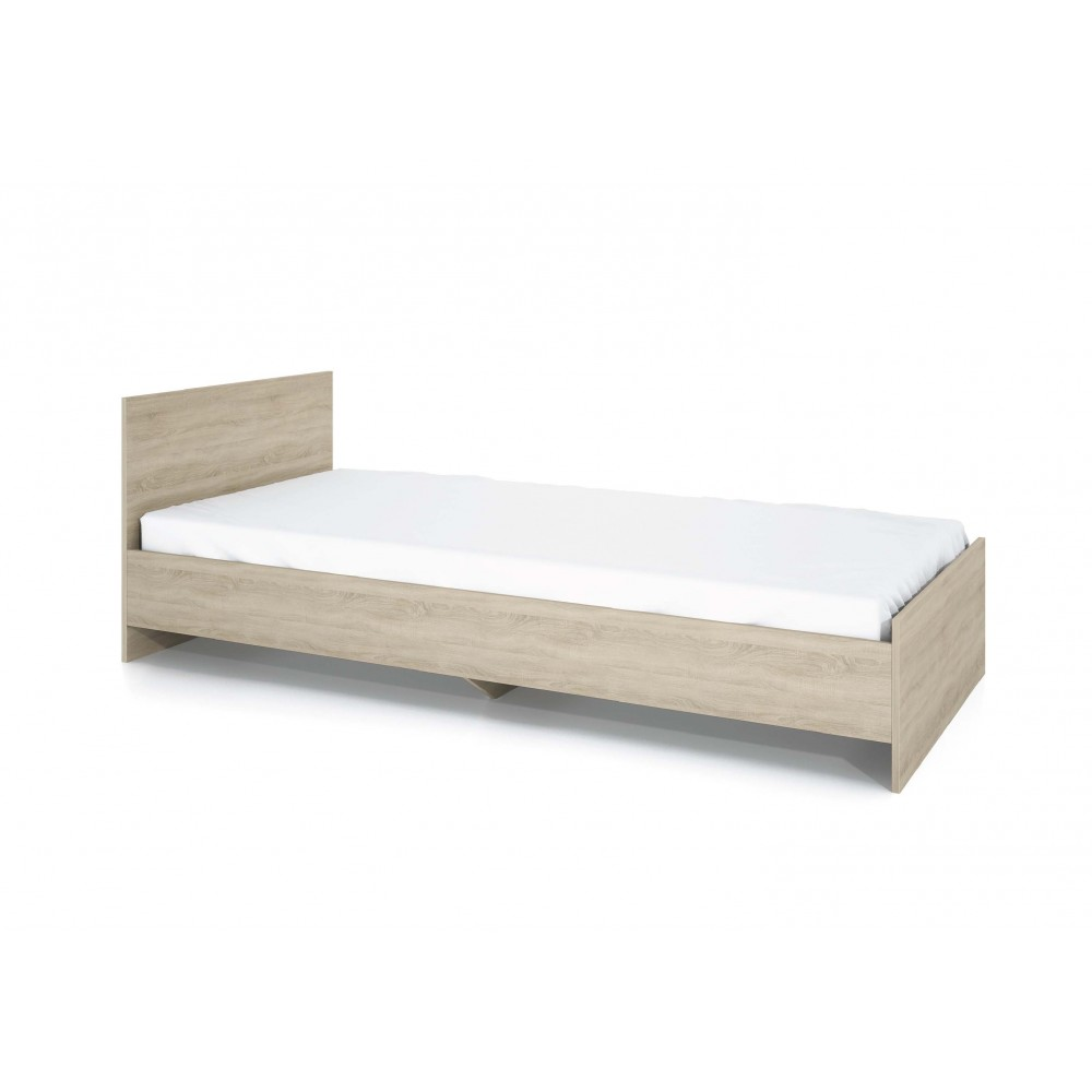 Κρεβάτι μονό 90/200, 1212006, Genomax
