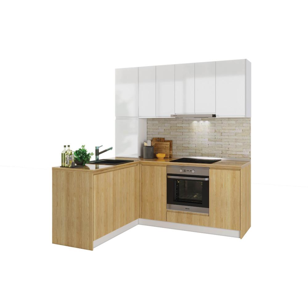 Σύνθεση Κουζίνας μήκος 5.40 μ, Ultra 540, Genomax