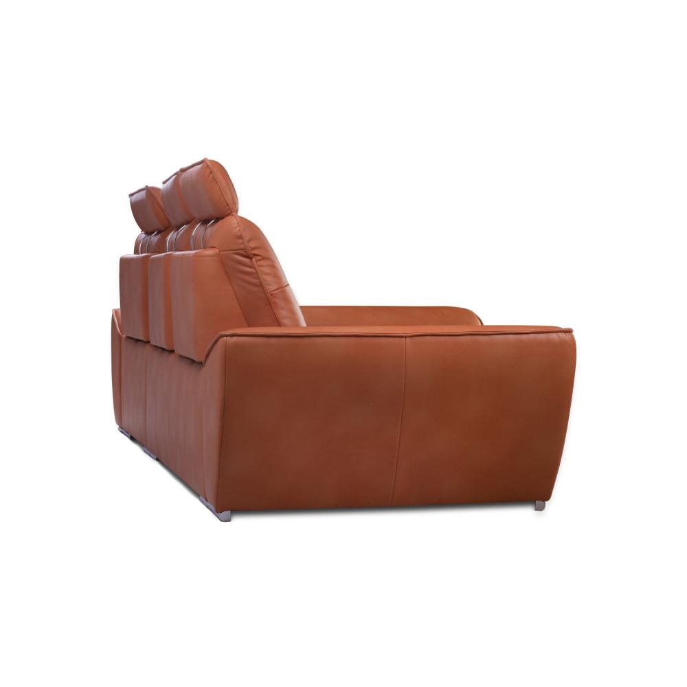 Γωνιακός Καναπές με Κρεβάτι στα Αριστερά 310/284x115x185 εκ. Bohemia