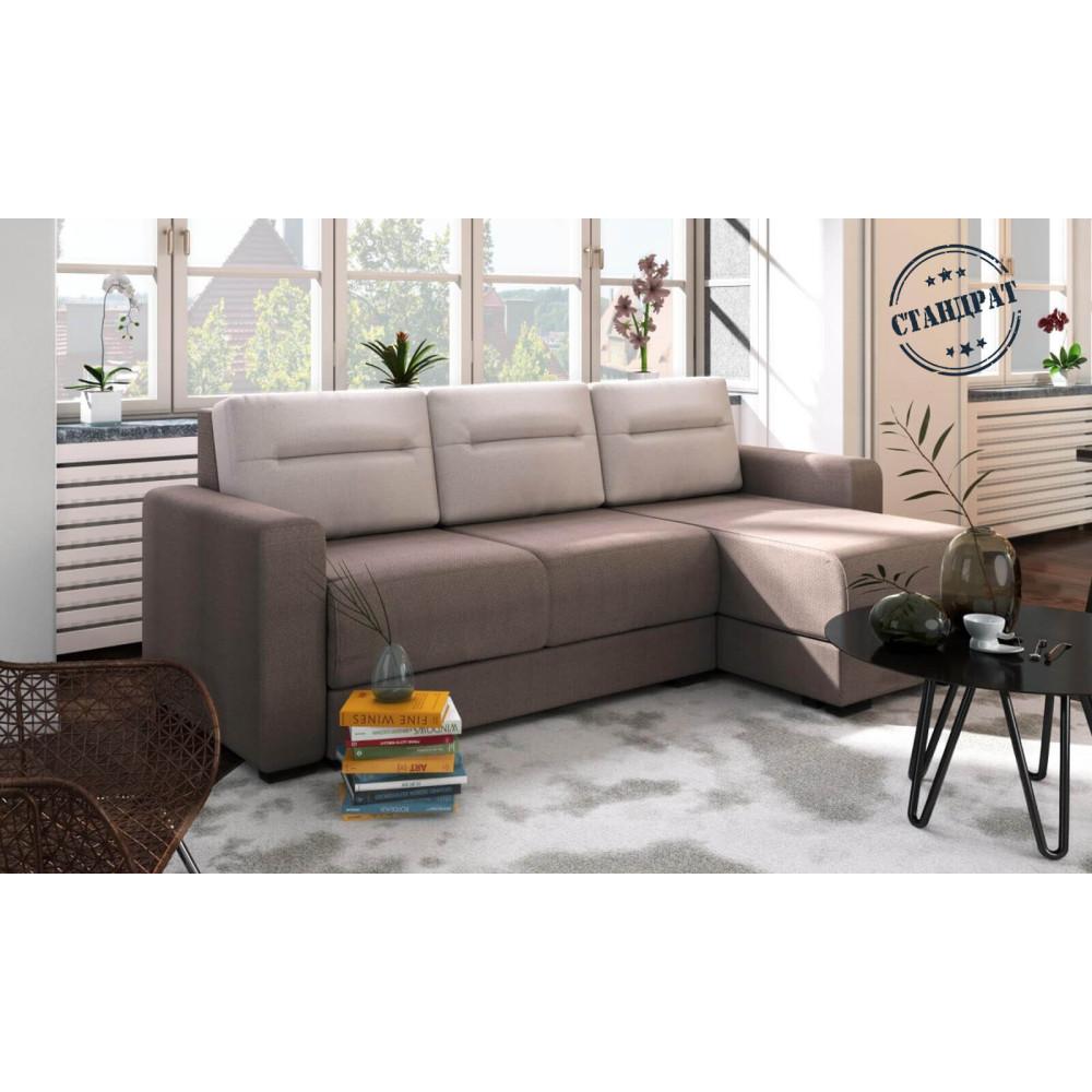 Καναπές Κρεβάτι 236/90/160 εκ. Gala Standard