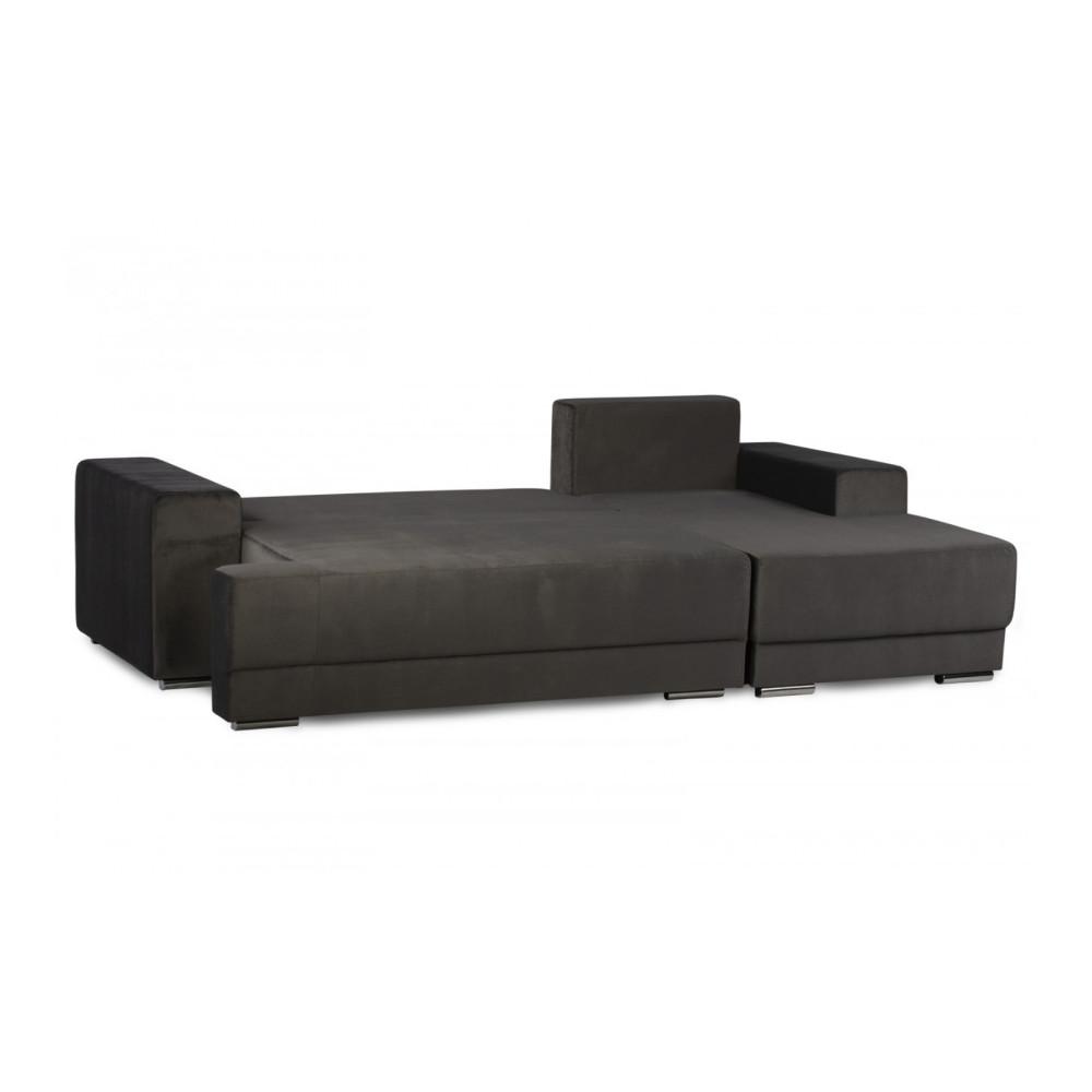 Γωνιακός Καναπές με Αριστερό Κρεβάτι 255/90/153 εκ. Santa Fe