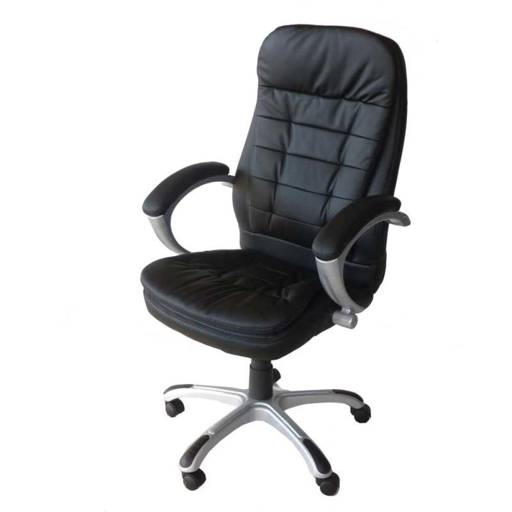 Καρέκλα Γραφείου 029, Μαύρο, Genomax
