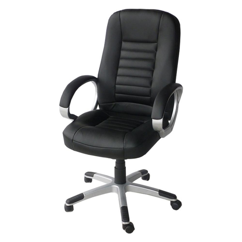 Καρέκλα Γραφείου 8528, Μαύρο, Genomax