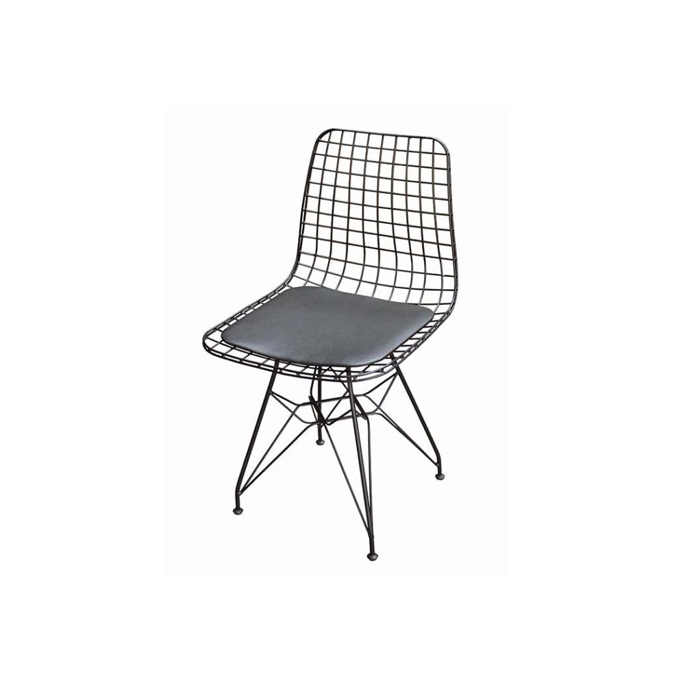 Καρέκλα Κουζίνας, 45/83/45, Telini, Genomax