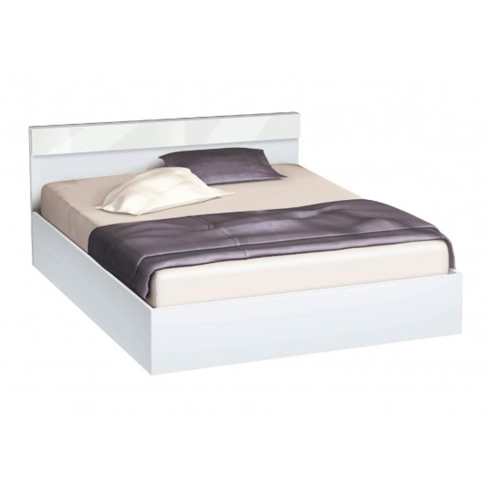 Κρεβάτι διπλό 160/200, Ava, Genomax