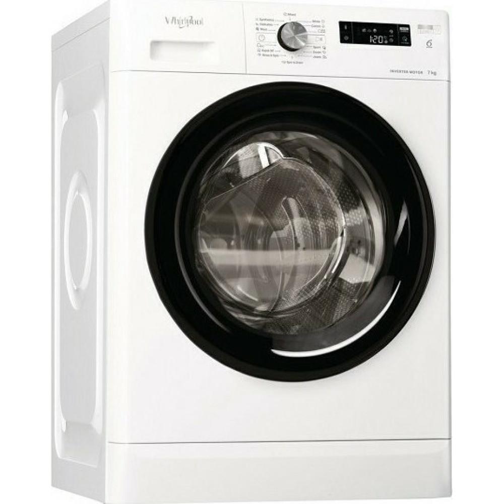 Πλυντήριο ρούχων FFS 7238 B EE Whirlpool