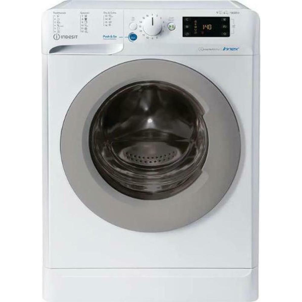 Πλυντήριο στεγνωτήριο ρούχων BDE 961483X WS EU N, Indesit